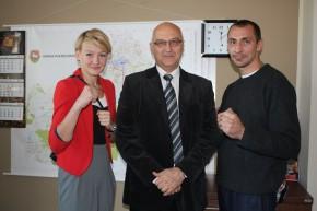 Spotkanie z Burmistrzem Piaseczna Zdzisławem Lisem