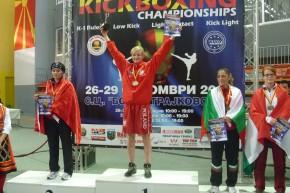 Mistrzostwa Świata Skopje 2011