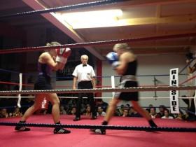 Joanna Gutowska walka boks